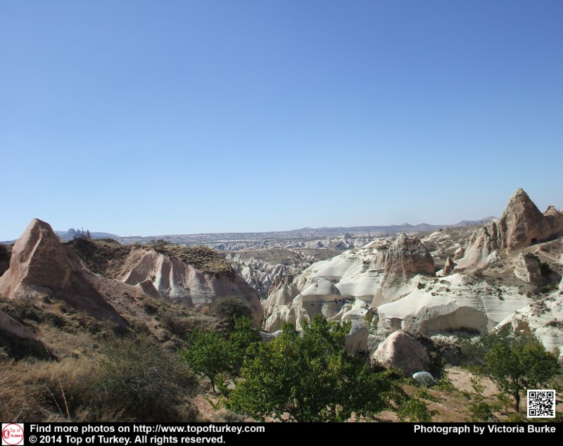 Red Valley, Cappadocia, Turkey